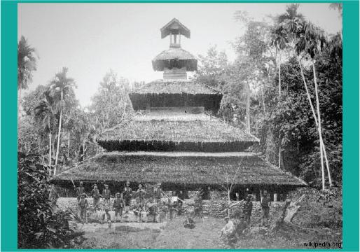 masjid agama islam tertua di aceh