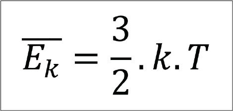 rumus energi kinetik rata-rata pada teori kinetik gas