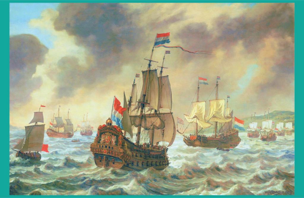 armada penjajahan belanda