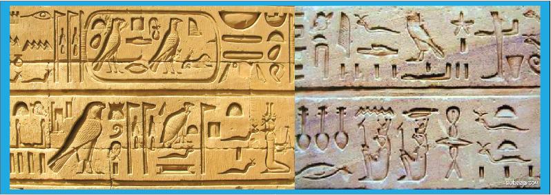 hyeroglyph