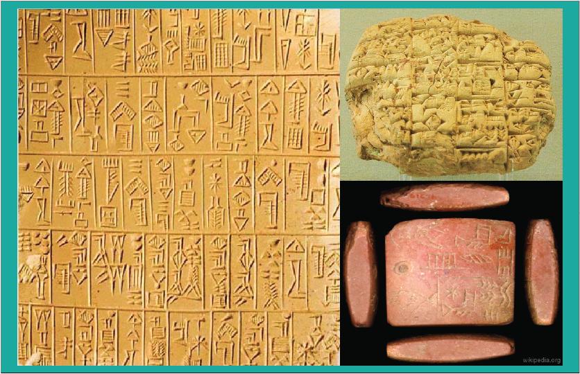tulisan paku bangsa Sumeria