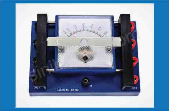 alat ukur listrik dinamis basicmeter