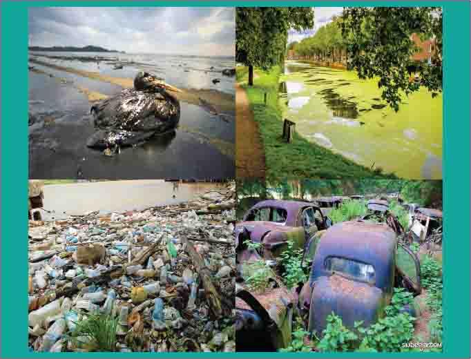 pencemaran air dan tanah akibat dampak ilmu dan teknologi