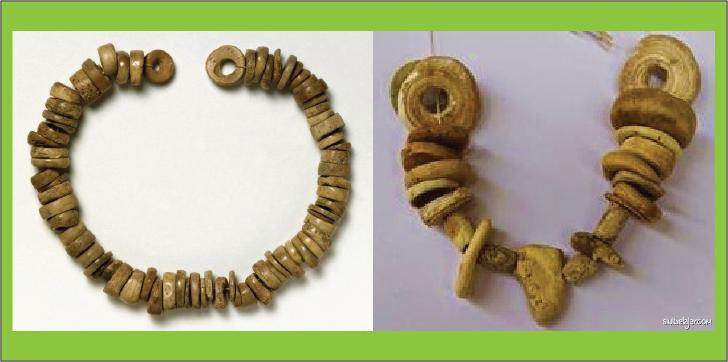 perhiasan manusia purba Neolitikum